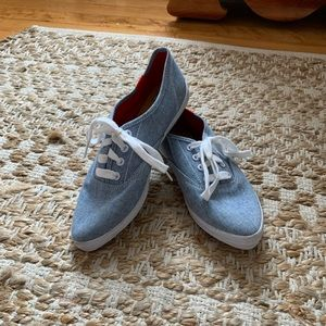 pointed toe denim Keds size women's 6